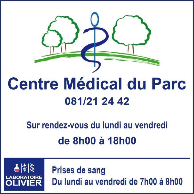 Centre Médical du Parc - Bouge